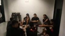 Hingga Tengah Malam, Suporter Malaysia Masih Terjebak di SUGBK