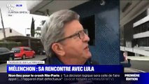 Au Brésil, Jean-Luc Mélenchon rencontre l'ex-président Lula en prison