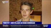 Il est la victime de l'attaque de Villeurbanne, un hommage à Timothy sera rendu ce matin dans son village en Savoie