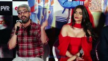 Sonam Kapoor, Dulquer Salman & Abhishek Sharma Launch 'The Zoya Factor' Trailer