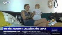 Cette mère qui allaitait son bébé à Pôle emploi a été priée de sortir, elle témoigne sur BFMTV