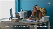 Polynésiennes diplômées ; une subvention pour faciliter le retour au fenua