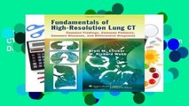 [FREE] Fundamentals of High-resolution Lung CT: Common Findings, Common Patterns, Common Diseases,