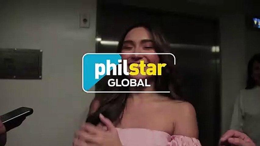 Kathryn Bernardo on Alden Richards going to ABS-CBN Ball