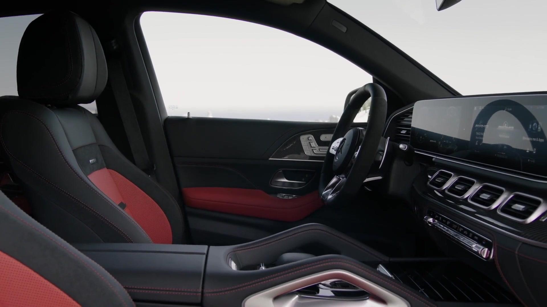 Das neue Mercedes-Benz GLE Coupé – Das muss man erfahren – Mercedes-Benz User Experience