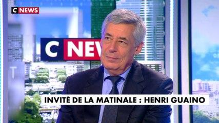 Henri Guaino - CNews vendredi 6 septembre 2019