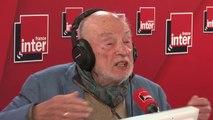 """Edgar Morin sur sa vitalité à 98 ans : """"C'est l'amour, l'amitié, la curiosité, qui restent toujours présents en moi !"""""""