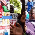 L'ex-président du Zimbabwe, Robert Mugabe, est mort