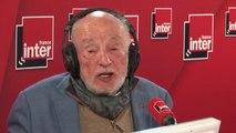 """Edgar Morin : """"Je suis surpris d'avoir dépassé les 90 ans, ça me semble totalement normal de continuer"""""""