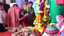 Sonam Kapoor Visits Andheri Cha Raja For Ganpati Pooja