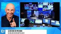 """Alain Juppé choqué par les nombreux revers de Boris Johnson : """"Même moi, je n'ai jamais fait mieux !"""" (Canteloup)"""
