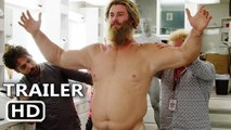 "AVENGERS ENDGAME ""Becoming Fat Thor"" Behind the Scenes Bonus Clip"