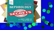 [Doc] Nephrology Secrets, 4e