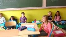 L'école de Rebaix a adopté la pédagogie active