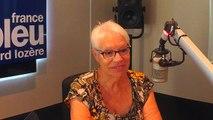 Myriam Fabre, secrétaire générale du Secours populaire dans le Gard