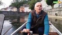 L'Avenir - Des barques à aubes sur l'Eau Noire