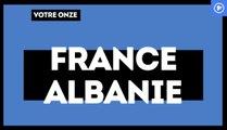 Equipe de France : voici votre onze pour affronter l'Albanie