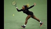 Serena Williams und Bianca Andreescu im Finale der US Open