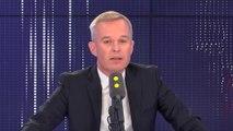 """François De Rugy a """"remboursé sans contester"""" les dîners à l'Assemblée nationale"""