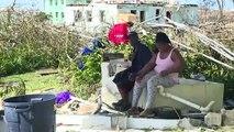 Aux Bahamas, l'ouragan Dorian a tout ravagé