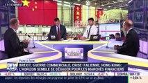 Stéphane Déo VS Frédéric Rollin (1/2): Brexit, guerre commerciale, crise italienne, Hong Kong, quel impact sur les marchés financiers ? - 06/09