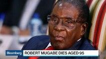 Robert Mugabe, Former Zimbabwe President, Dies at 95