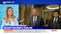 Patrick Balkany a été agressé verbalement à Levallois-Perret