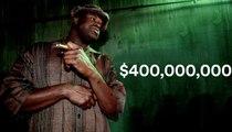 400 مليون دولار ثروة لاعب معتزل