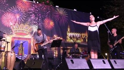 Rosario Mohedano triunfa en Chipiona en un homenaje a su familia