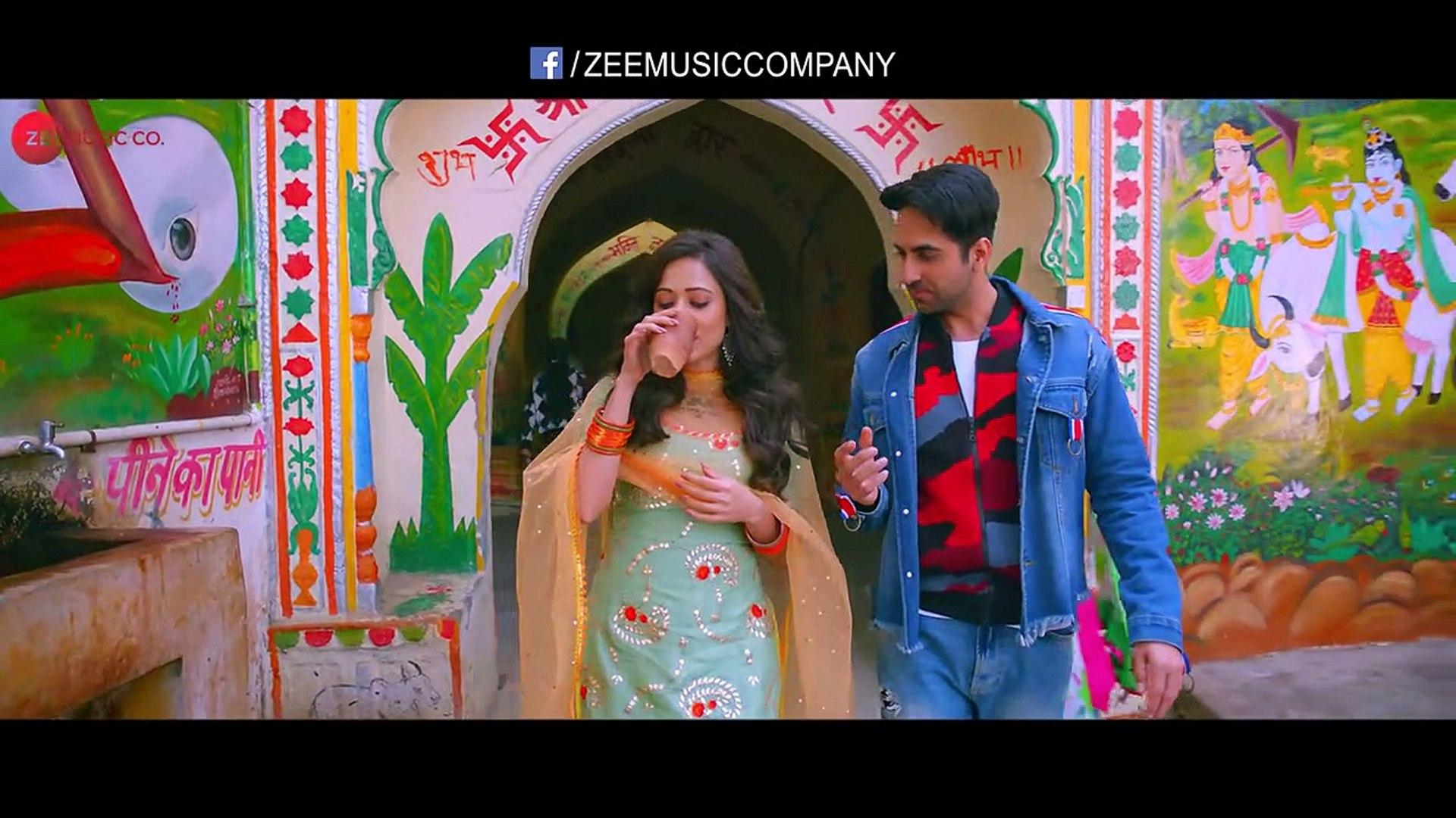 Ik Mulaqaat Official Video Dream Girl | Ayushmann Khurrana, Nushrat Bharucha | Meet Bros Ft. Altamas