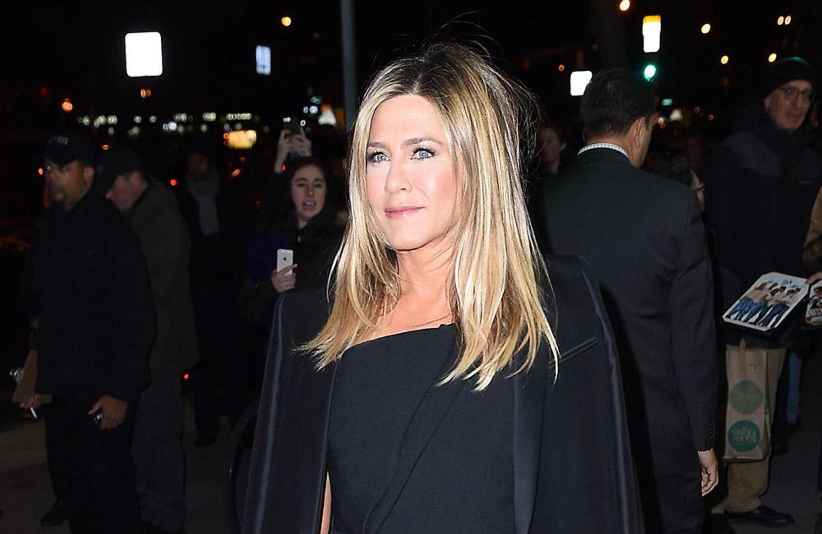 Jennifer Aniston's trusty skincare routine