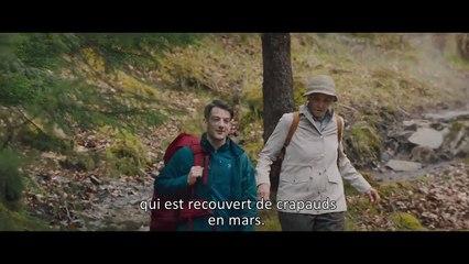 Edith en Chemin Vers son Rêve -  Film Extrait - Les crapauds