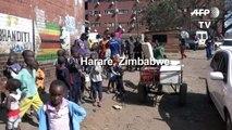 Mort de Robert Mugabe: réactions au Zimbabwe