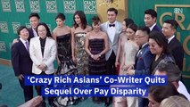 Why The 'Crazy Rich Asians' Co-Writer Quit