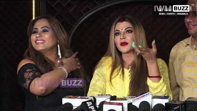 Manndakini Bora and Rakhi Sawant talk about their song Chappan Churi