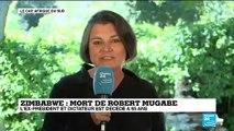 """Mort de Robert Mugabe : """"C'était un géant de la politique africaine"""""""