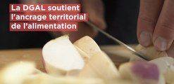 Direction générale de l'alimentation : les projets alimentaires territoriaux