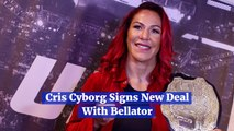 Cris Cyborg Will Continue Fighting
