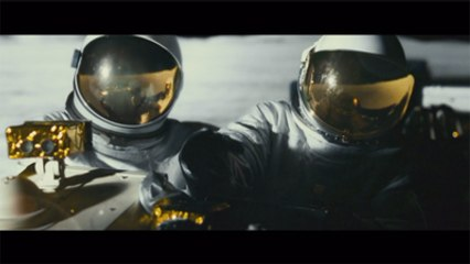 The Moon Rover Chase From 'Ad Astra'