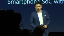 At Europe tech show, Huawei stays defiant