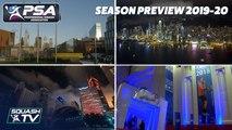 PSA World Tour Season Preview 2019-2020