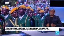 Décès de Robert Mugabe : 37 ans de règne qui ont ruiné le pays
