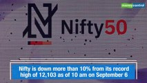 Nifty off record highs, but more than 20 Nifty500 stocks available at 50% discount