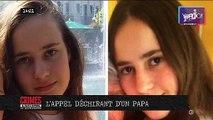 La Queue les Yvelines: L'appel déchirant d'un papa en vidéo pour retrouver sa fille de 13 ans disparue depuis mercredi dans les Yvelines