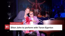 Taron Egerton And Elton John Will Do A Concert Together