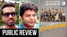 Chhichhore: First Day First Show Public Reaction | Sushant Singh Rajput, Shraddha Kapoor