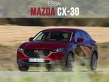 Essai Mazda CX-30 2.0i Skyactiv-G 122 ch (2019)