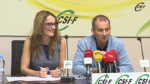 CSIF denuncia la falta de 26.600 docentes en la educación pública