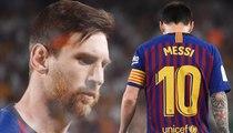 يورو بيبرز: الكشف عن حقيقة امكانية رحيل ميسي عن برشلونة
