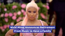 Nicki Minaj Is Moving On From Her Current Life